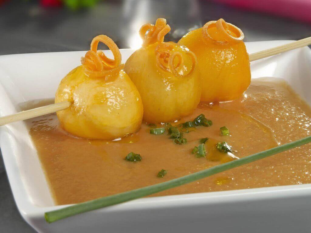 Gazpacho de kaki Persimon®